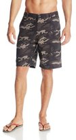 Micros Men's Bubble Camo Hybrid Short