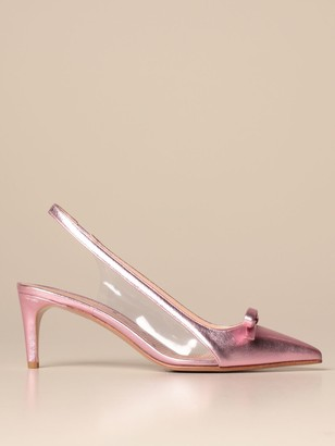 Red(V) High Heel Shoes Women