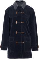 Tomas Maier Cotton-blend corduroy coat