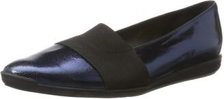 Peter Kaiser Women 18825 Flat Platform Blue Size: 5.5 UK