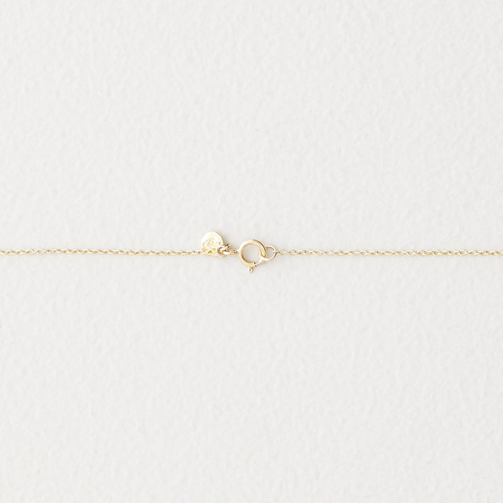 Steven Alan SATOMI KAWAKITA hexagon diamond necklace