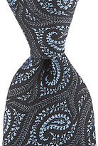 Murano Curtain Paisley Traditional Silk Tie