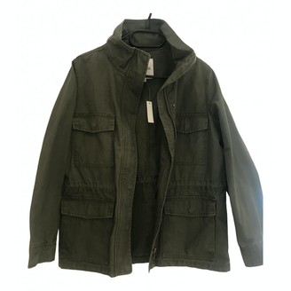 Madewell Green Cotton Jacket for Women