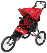 N. Out 'N' About Nipper Sport V4 Pushchair, Red