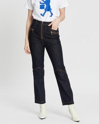 Outland Denim x Karen Walker Idle Jeans
