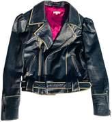 Manoush Black Leather Jackets
