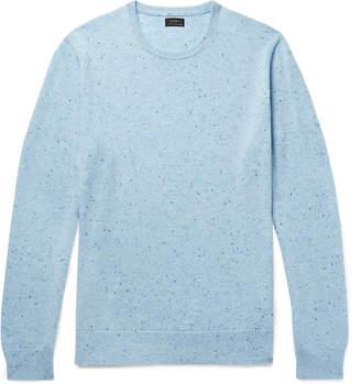 J.Crew Melange Cashmere Sweater