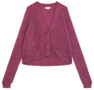 Louise Misha - Raspberry Tessa Gilet Vest - T36 | raspberry | Polyamide - Raspberry