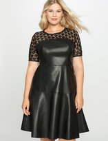 Leather Dresses For Plus Size Women - ShopStyle