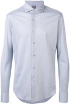 Xacus slim-fit shirt