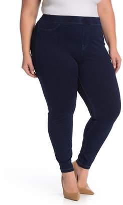 Hue Denim Leggings (Plus Size)