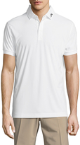 J. Lindeberg Golf Men's Tour Tech Jersey Polo