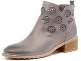 Django & Juliette Piazza Grey/Dark Grey Leather