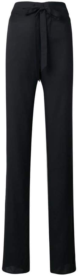 Tom Ford side stripe detail trousers