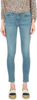 Hudson Nico super-skinny high-rise jeans