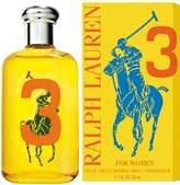 Ralph Lauren Big Pony Collection For Women Yellow Eau De Toilette Spray - 50ml/1.7oz