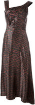 Isabel Marant Shari dress - women - Silk/Cotton - 36