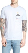 Altru Men's Sup Eagle Pocket T-Shirt