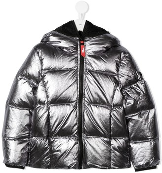 Ai Riders On The Storm Young Padded Down Jacket