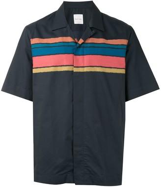 Paul Smith Artist Stripe polo shirt