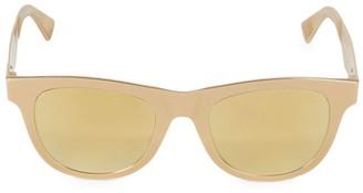 Bottega Veneta 52MM Square Sunglasses