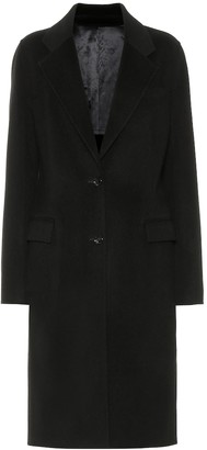 Joseph Marley wool and cashmere coat