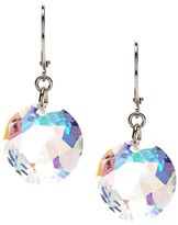 Forever 21 FOREVER 21+ Faux Crystal Drop Earrings