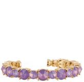 Natasha Accessories Crystal Oval & Round Bracelet