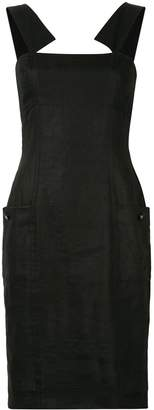 Chanel Pre-Owned dungaree dress
