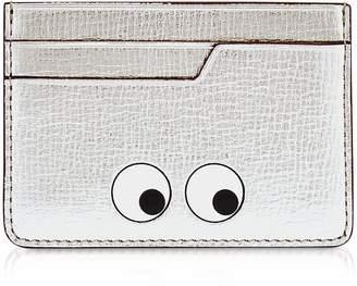 Anya Hindmarch Silver Eyes Card Case