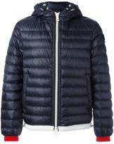 Moncler hooded padded jacket - men - Feather Down/Polyamide - 1