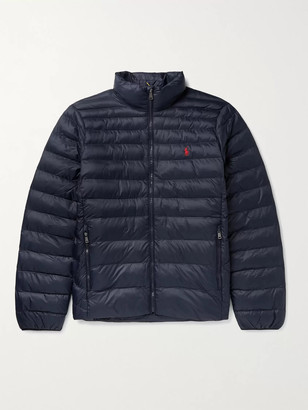 Polo Ralph Lauren Quilted Padded Primaloft Shell Jacket