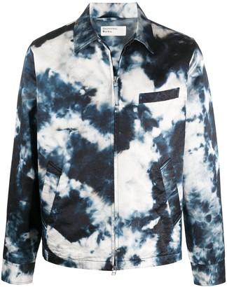 Universal Works Tie-Dye Print Shirt