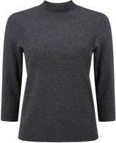 Phase Eight Marlee Plain Turtle Neck Knit
