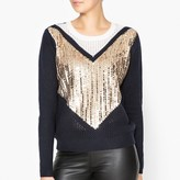 Manoush Sequined Jumper Exclusive to Brand Boutique