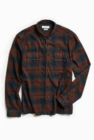 Urban Outfitters Tarmac Trucker Flannel Button-Down Shirt