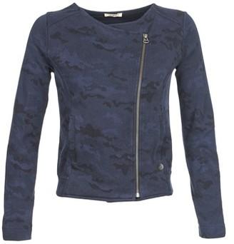 Lee BOMBER women's Jacket in Blue