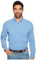 Vineyard Vines Union Pier Plaid Classic Tucker Shirt Men's Clothing