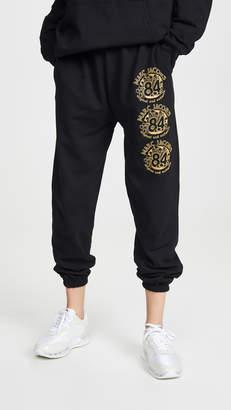 Marc Jacobs The gym pants black