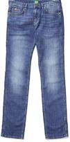 Hugo Boss Boss Green Delaware Jeans, Medium Blue