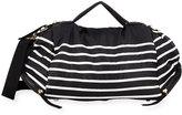 Cynthia Rowley Alex Striped Nylon Duffle Bag