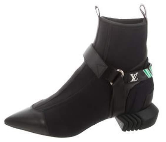 236fae2960c 2017 Deep Sea Ankle Boots Black 2017 Deep Sea Ankle Boots