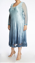 Komarov V Neck Dress