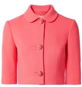 Michael Kors Stretch-wool Boucle Jacket
