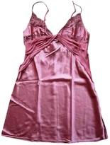 La Perla Pink Silk Dress for Women