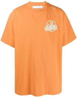 Off-White Tape Arrows print T-shirt