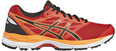 Asics Children's Gel-Cumulus 18 GS Running Shoes, Red/Multi