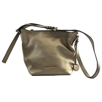 Michael Kors Bedford Metallic Leather Handbags