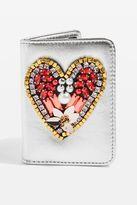 Topshop Heart Card Holder