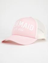 Billabong Mermaid Por Vida Womens Trucker Hat